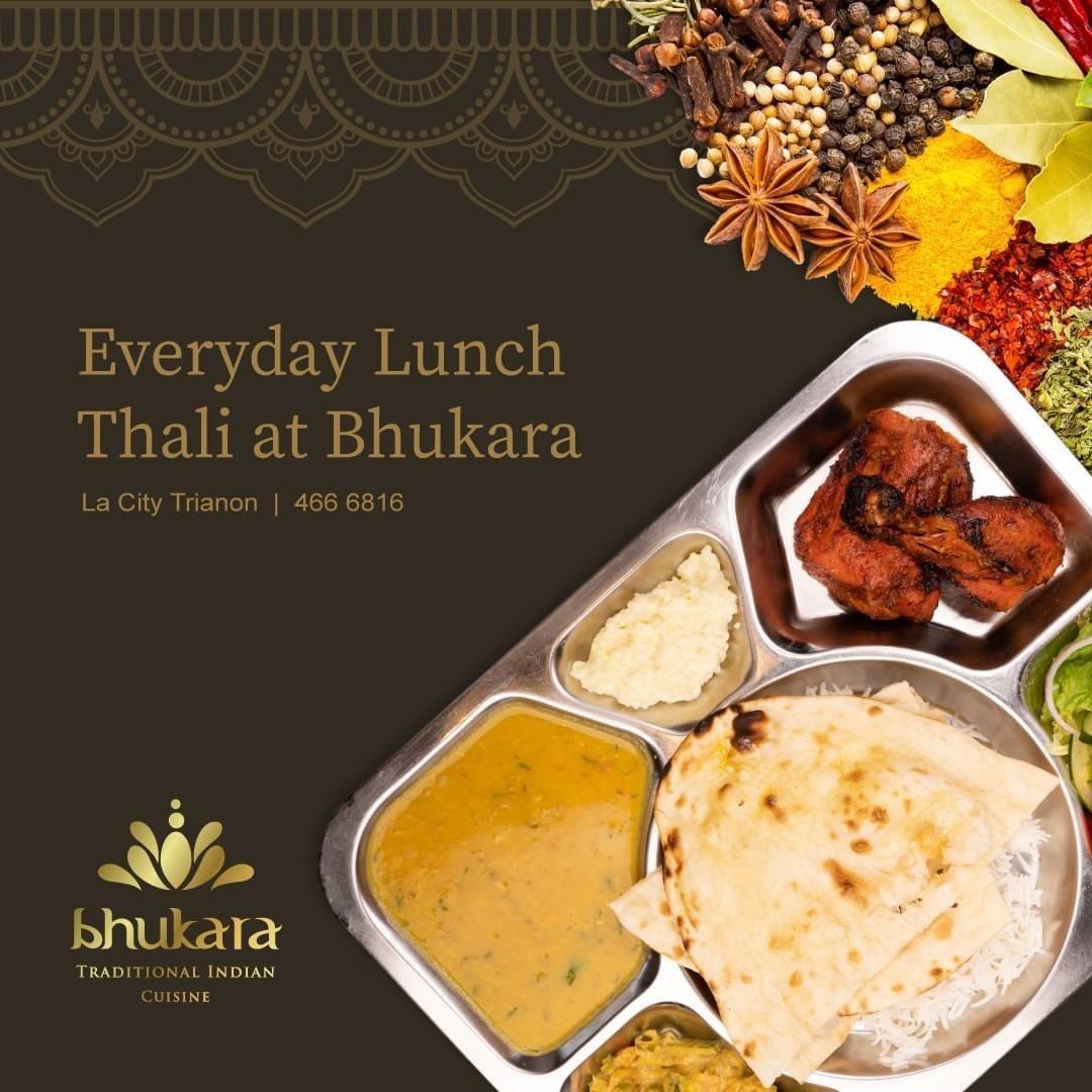 Thali Lunch