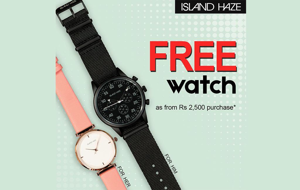 Island Haze Mother's Day promo