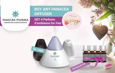 Panacea Pharma Mother's Day promo