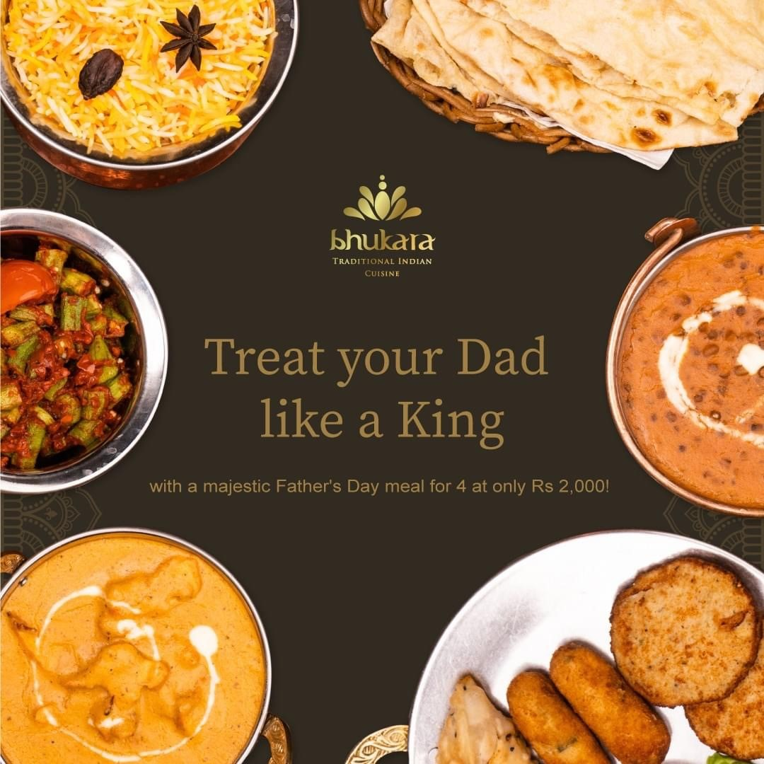 Father's Day Promo - Offer