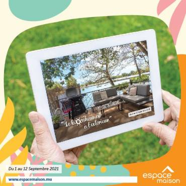 Enjoy the happiness at Espace Maison!
