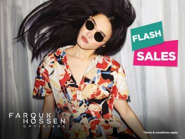 Farouk Hossen Flash Sales